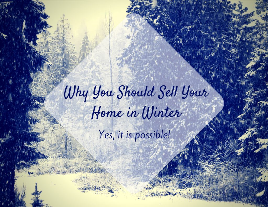 Why To Sell in Winter